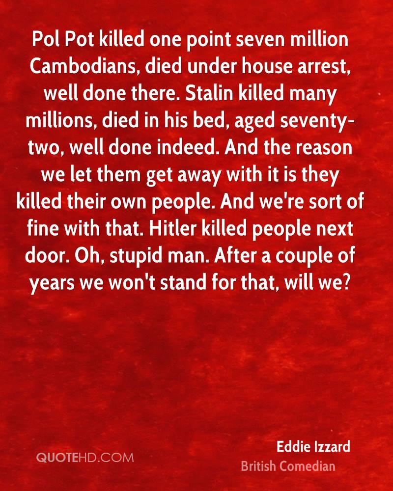 Pol Pot Quotes. QuotesGram