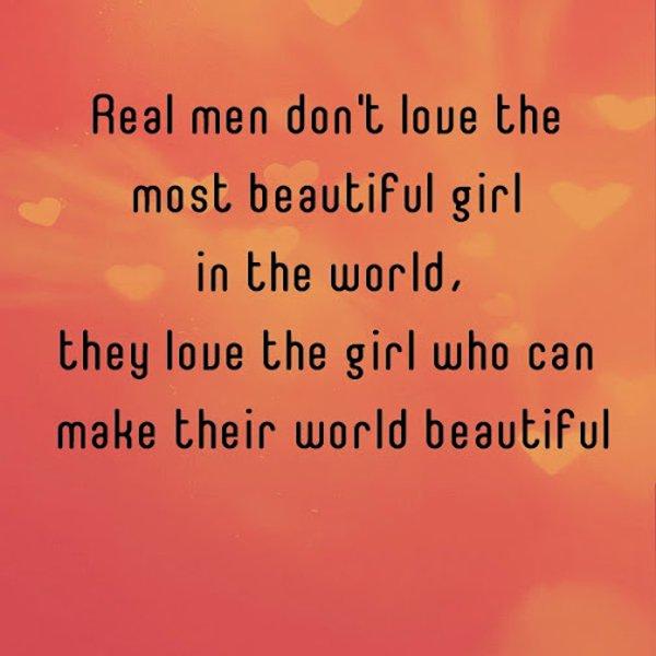 Real Men Love Quotes. QuotesGram