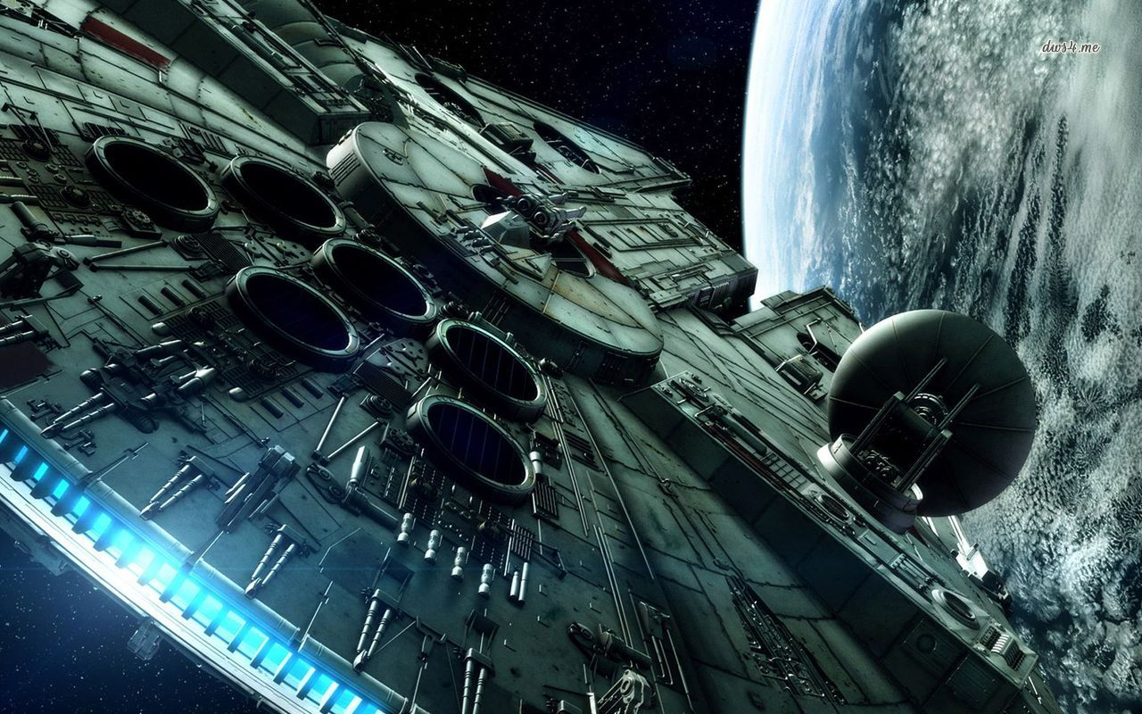 Millennium falcon movie quotes quotesgram - Star wars quotes wallpaper ...