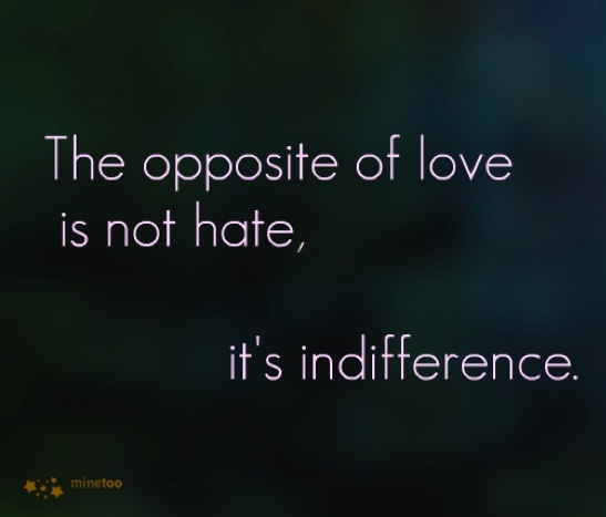 Apathy Quotes: Quotes On Apathy And Indifference. QuotesGram