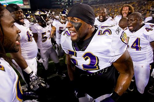 Baltimore Ravens Ray Lewis Quotes: Team Huddle Quotes. QuotesGram