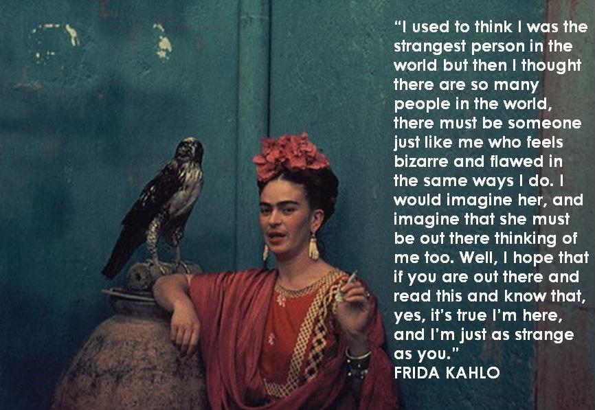 Frida Kahlo Quotes. QuotesGram