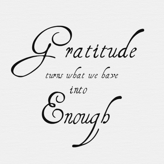 Great Gratitude Quotes: Famous Quotes About Being Grateful. QuotesGram