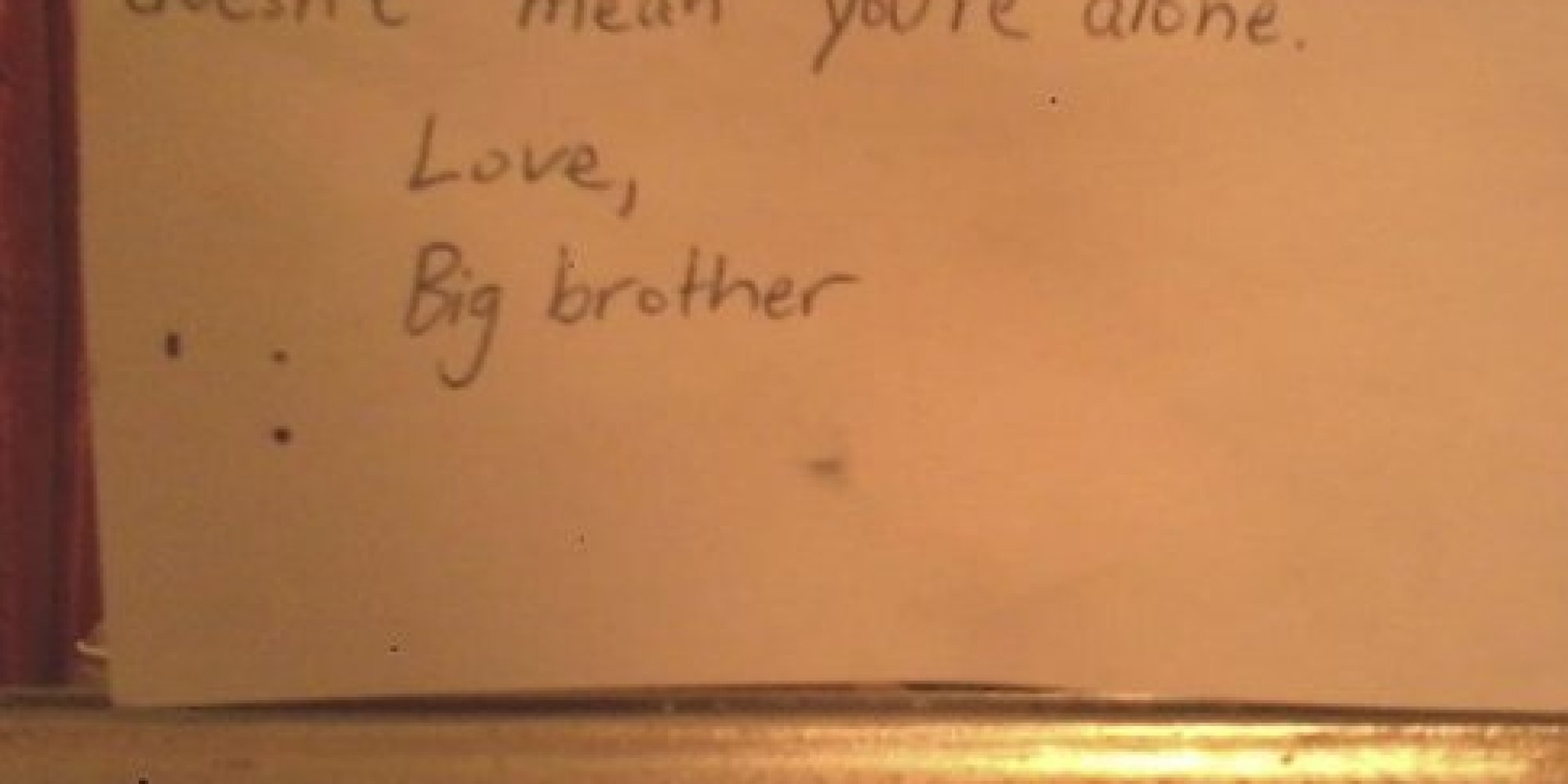 Big Brother Protecting Little Sister Quotes. QuotesGram