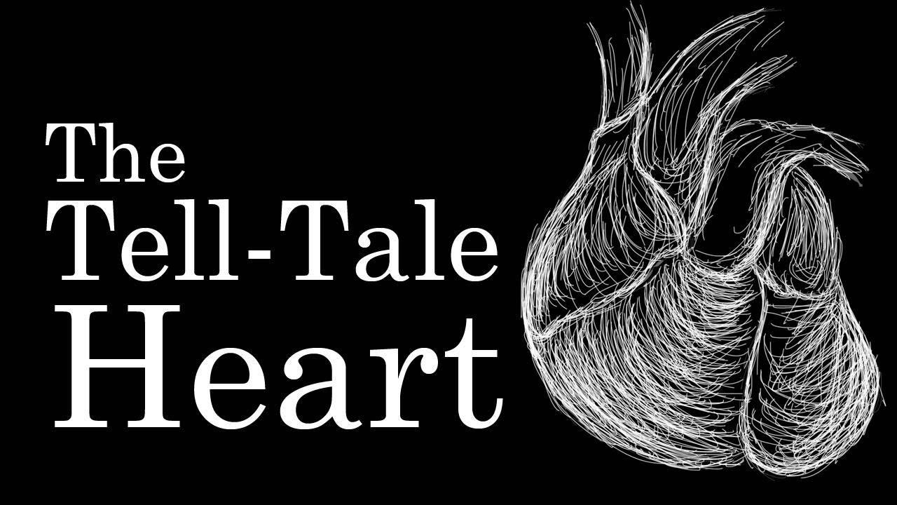 edgar allan poe tell tale heart thesis Online literary criticism for edgar allan poe  thoreau and the deathwatch in poe's 'the tell-tale heart' poe studies 4 (june 1971) senelick, laurence.