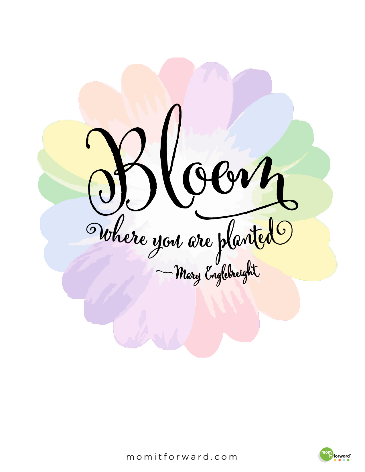 Blooming Quotes. QuotesGram