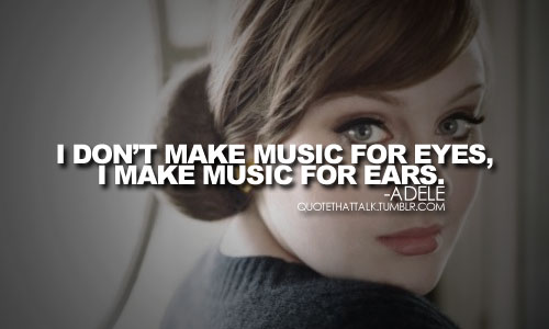 Adele Quotes From Famous Singers. QuotesGram