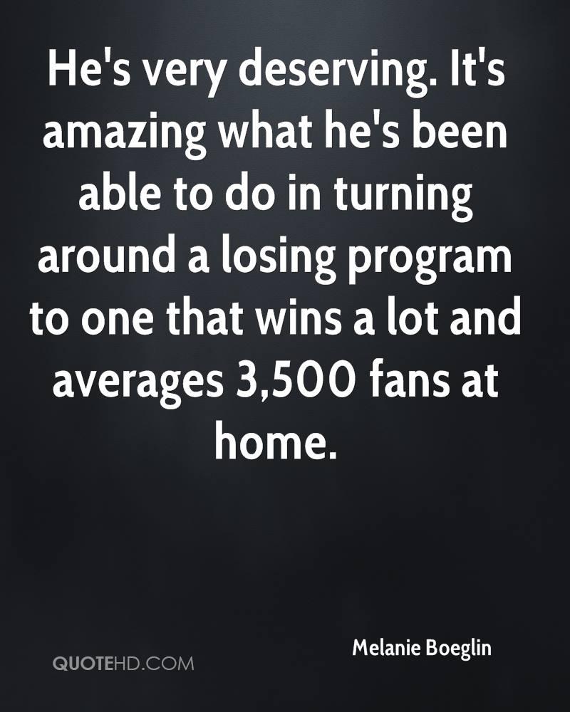Amazing Quotes: Hes Amazing Quotes. QuotesGram