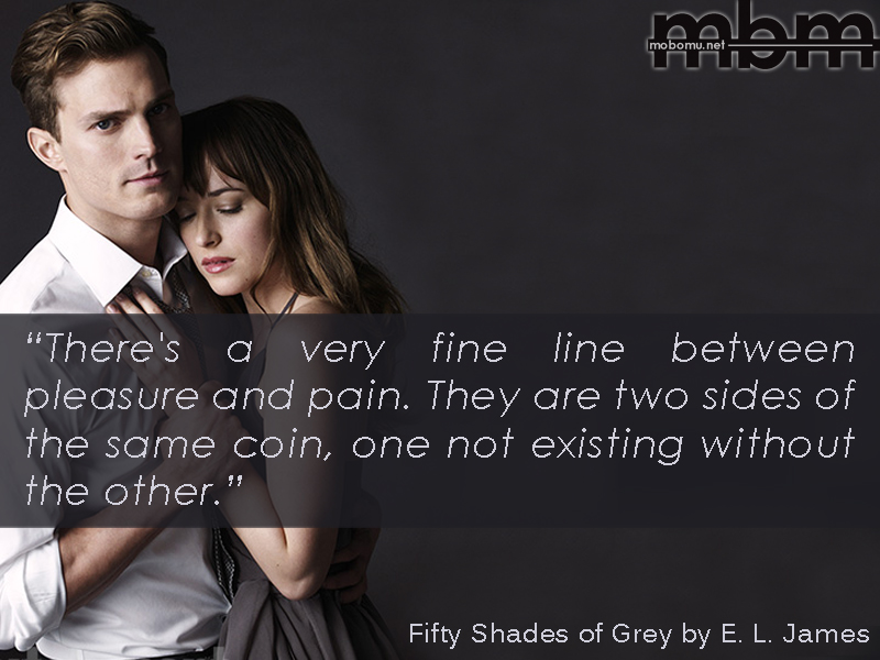 50 Shades Of Gray Quotes