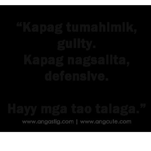 Twitter Quotes Tagalog Patama: Quotes Para Sa Mga Tsismosa. QuotesGram