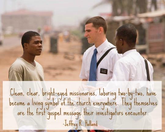 missionary good
