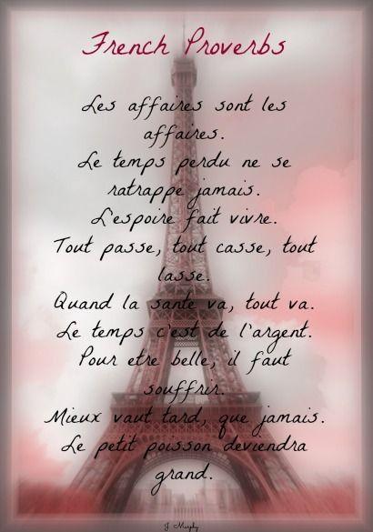 Famous Quotes About Paris French. QuotesGram - photo#16