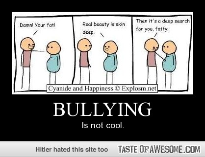Funny Quotes About Bullying. QuotesGram
