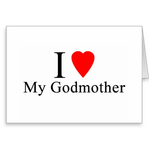Inspirational Birthday Quotes For Goddaughter: I Love My Godmother Quotes. QuotesGram