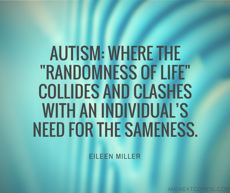 Inspirational Quotes About Positive: Beautiful Autism Quotes. QuotesGram