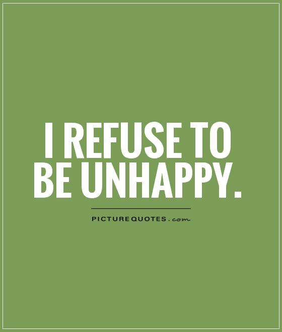 Being Unhappy Quotes. QuotesGram