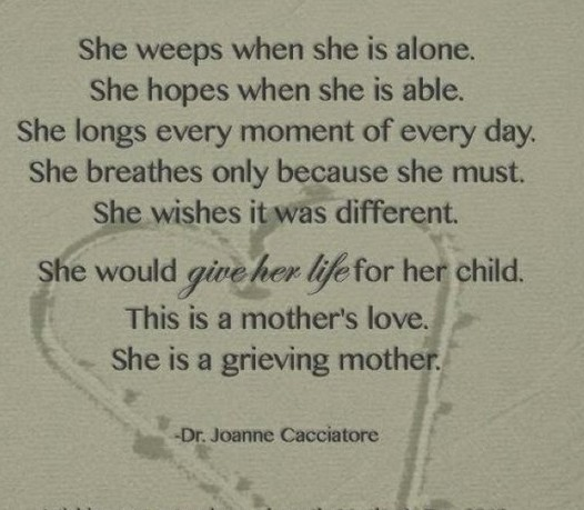 Losing Mom Quotes: Grieving Loss Of Mother Quotes. QuotesGram