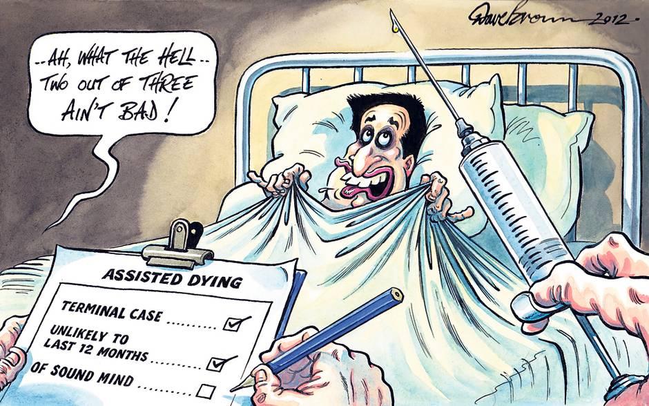 anti euthanasia debate essay