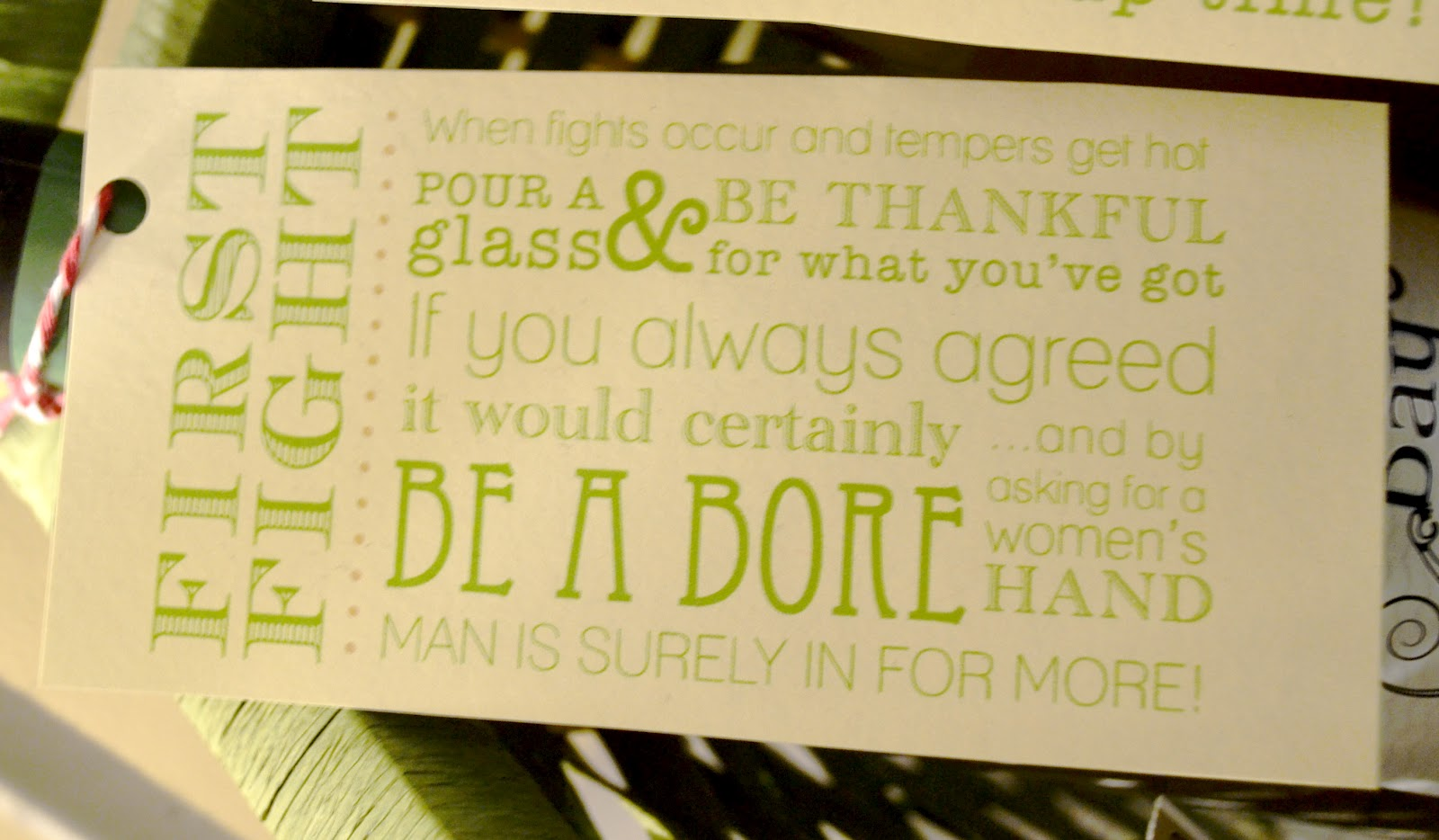 Bridal Shower Gift Sayings : Bridal Shower Gift Tag Quotes. QuotesGram