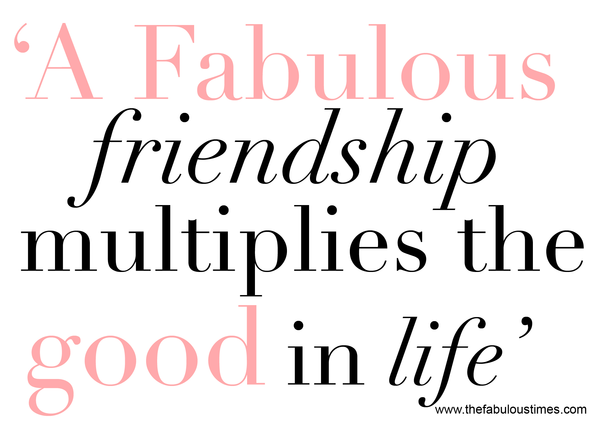 Importance Of Friendship Quotes. QuotesGram