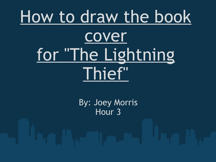 Book Cover Drawing Quotes : The lightning thief book quotes quotesgram