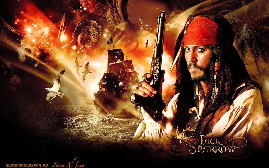 captain jack sparrow quotes wallpaper