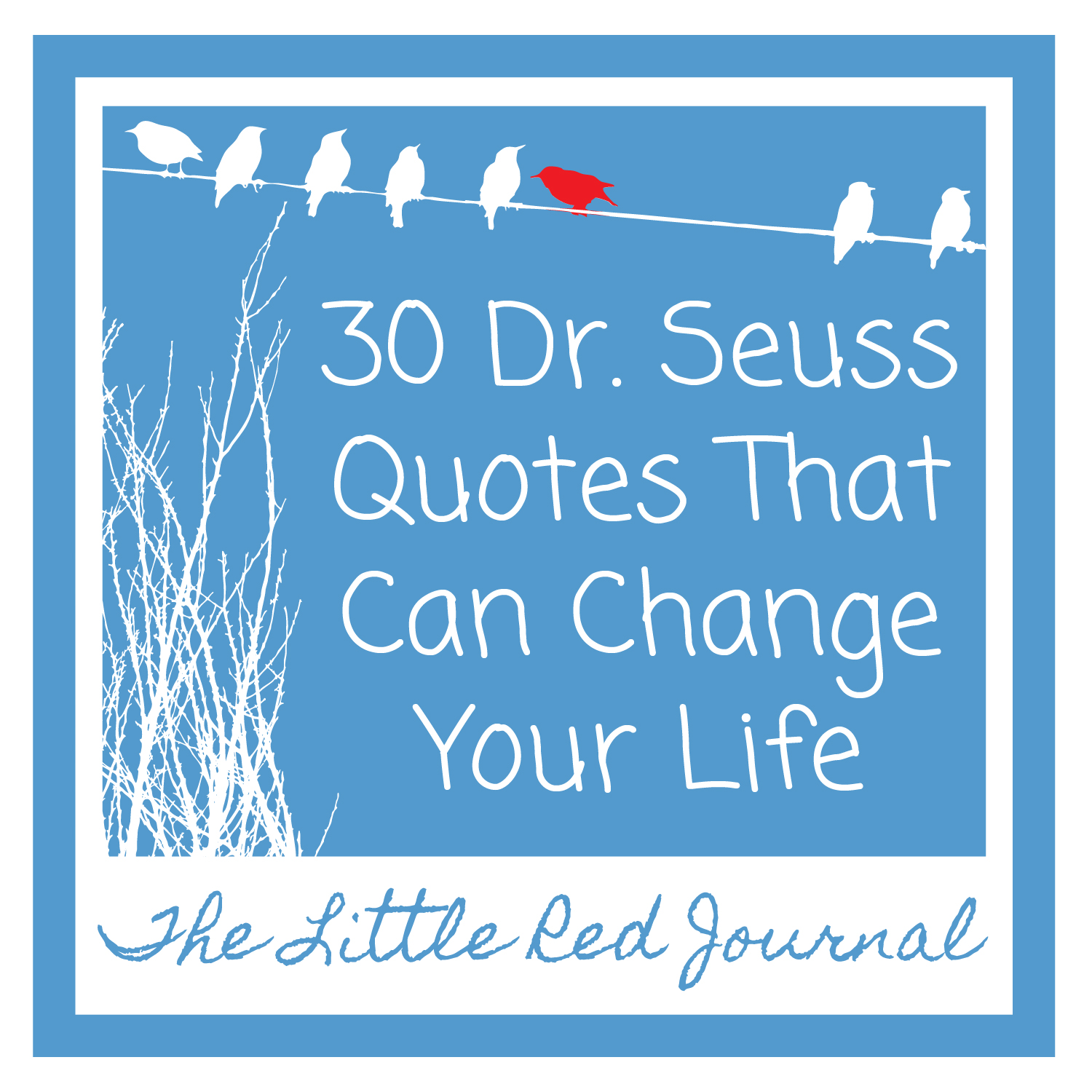 Inspirational Quotes On Life: Dr Seuss Quotes About Life. QuotesGram