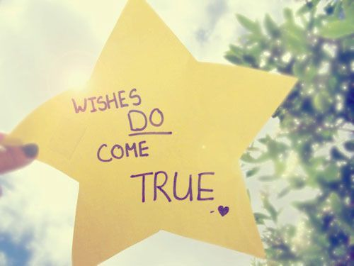 Wishes Do Come True Quotes: Wishes Do Come True Quotes. QuotesGram