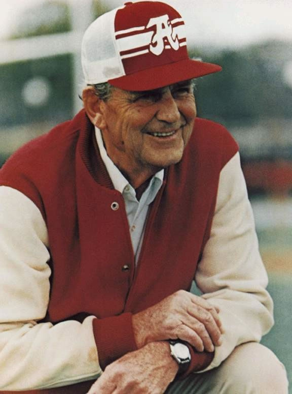 the early life and sports career of paul bryant aka bear bryant