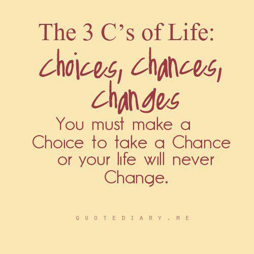 Time Changes Everything Life Must Go On Quotes: Making Changes Quotes. QuotesGram