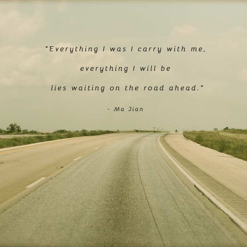 long road ahead quotes quotesgram