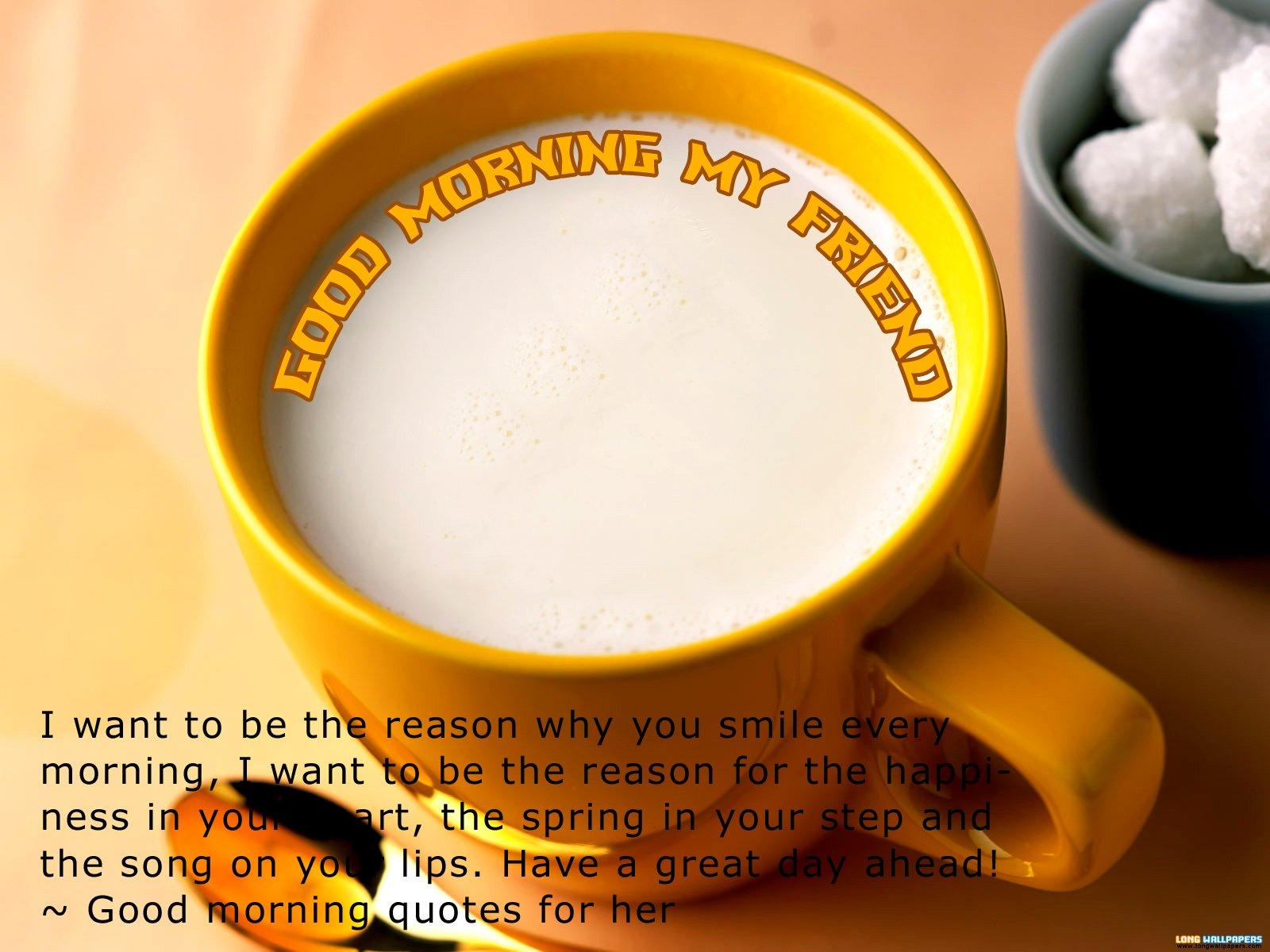 Good Morning Sunshine Quotes: Good Morning Sunshine Coffee Quotes. QuotesGram