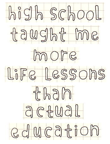 High School Friends Quotes. QuotesGram  Quotes On School Friends
