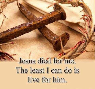 Jesus Died For Us Quotes Quotesgram