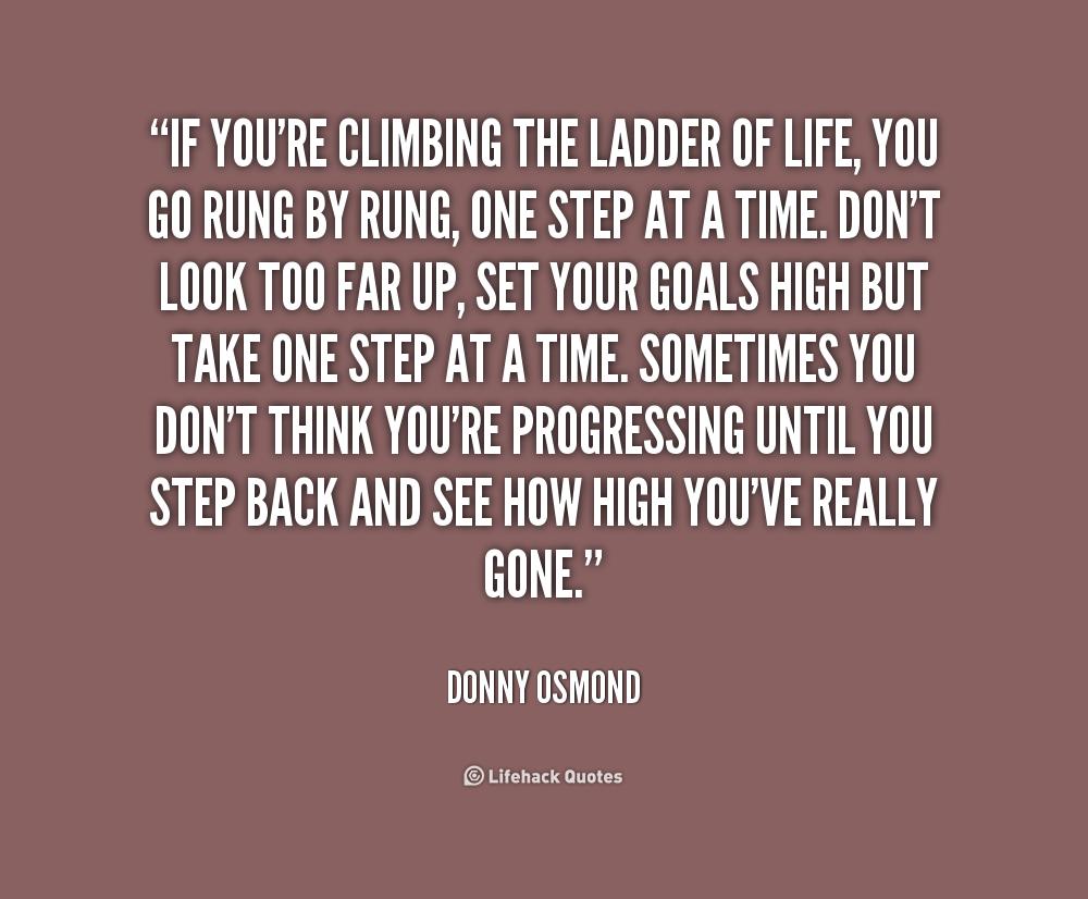Ladder Quotes. QuotesGram