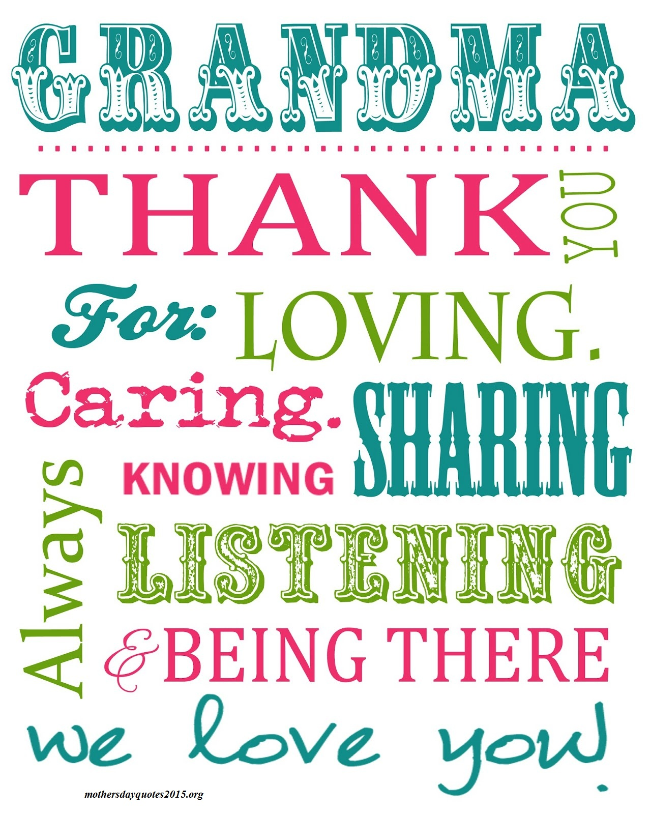 Mother And Grandma Quotes. QuotesGram