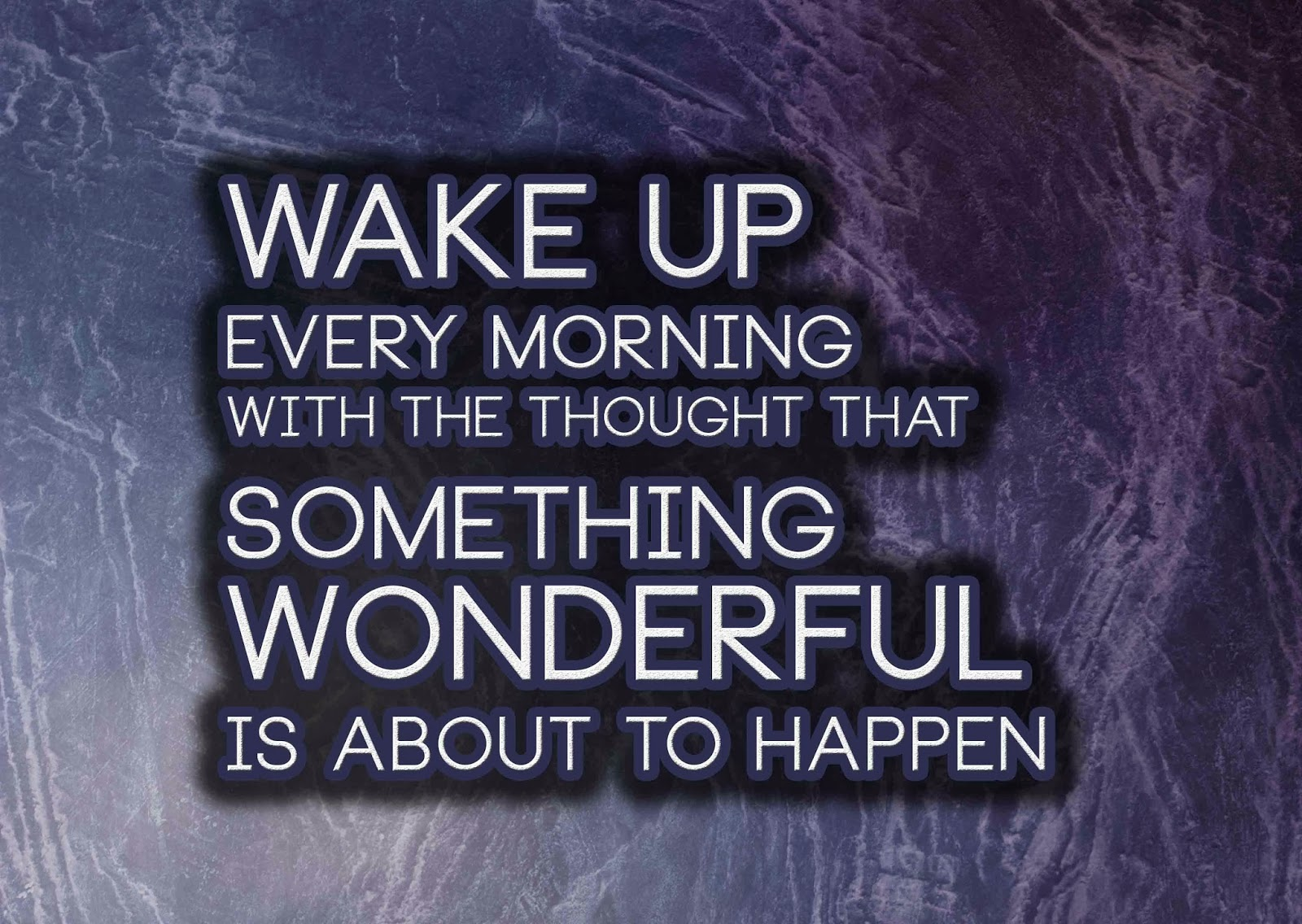 Wake Up Every Morning Quotes. QuotesGram