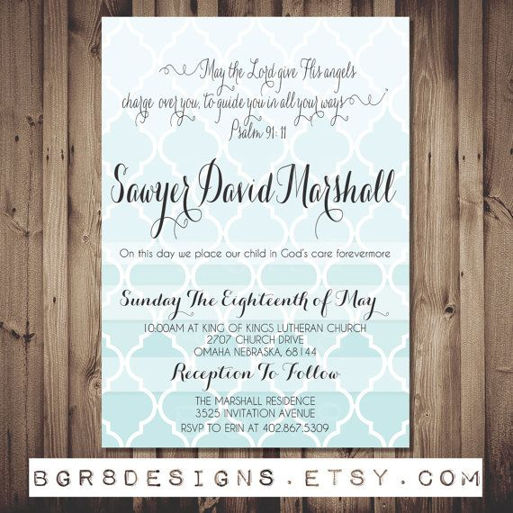 Bible Quotes For Baptism Invitations Quotesgram