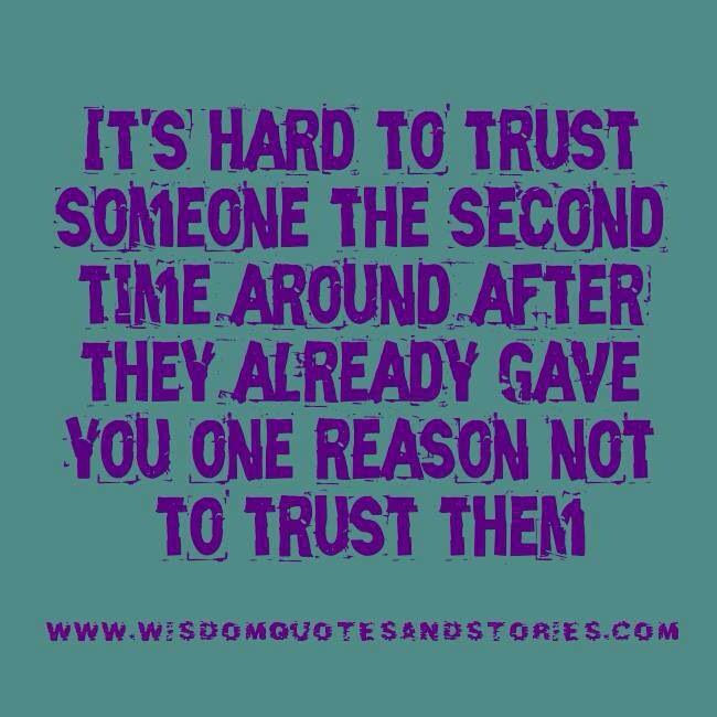 broken trust quotes family quotesgram