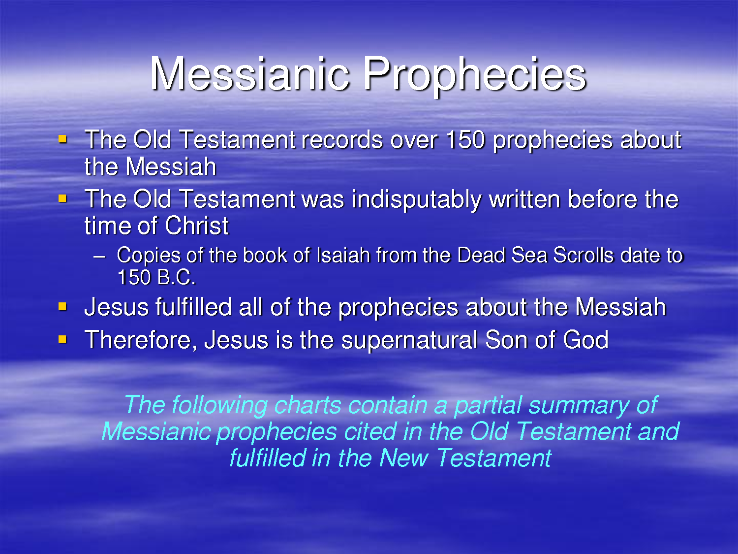 christ in the old testament essay New testament reflection essay reflections on new testament survey i feel the new testament is the living story of the life of our lord jesus christ this is why.