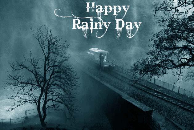 Happy Rainy Day Quotes Quotesgram
