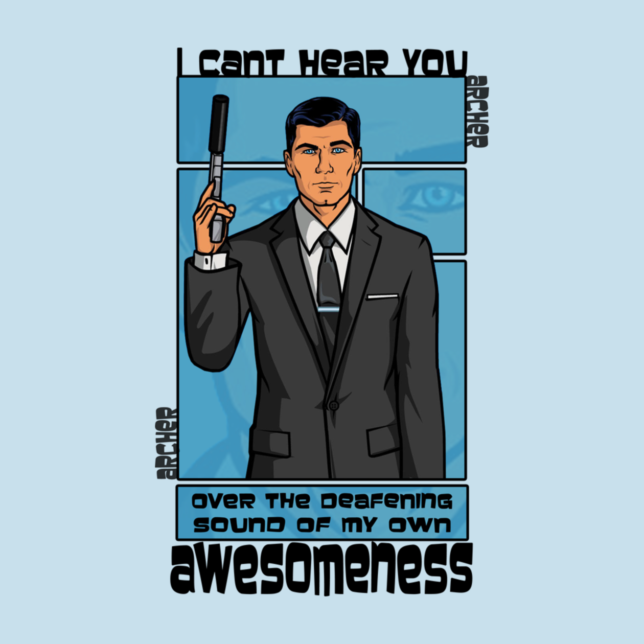 Sterling Hayden Quotes Quotesgram: Sterling Archer Quotes Awesomeness. QuotesGram