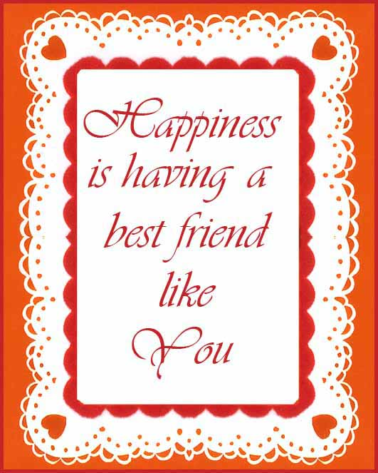 Valentines Day Cards For Friends Quotes QuotesGram – Friendship Valentines Day Cards
