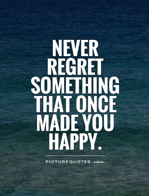 Love Regret Quotes Images: Regret Quotes And Sayings. QuotesGram