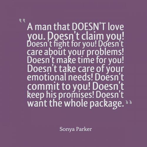 A Man Who Cares Quotes. QuotesGram