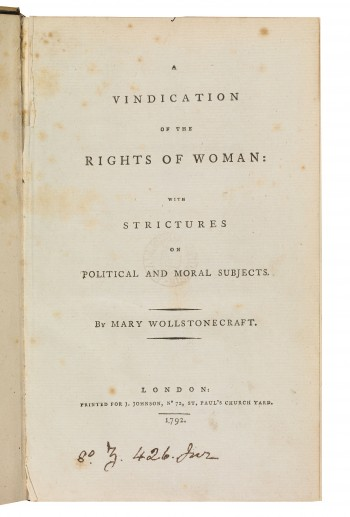 Quotes From A Vindication Of The Rights Of Woman: Mary Wollstonecraft Quotes On Justice. QuotesGram