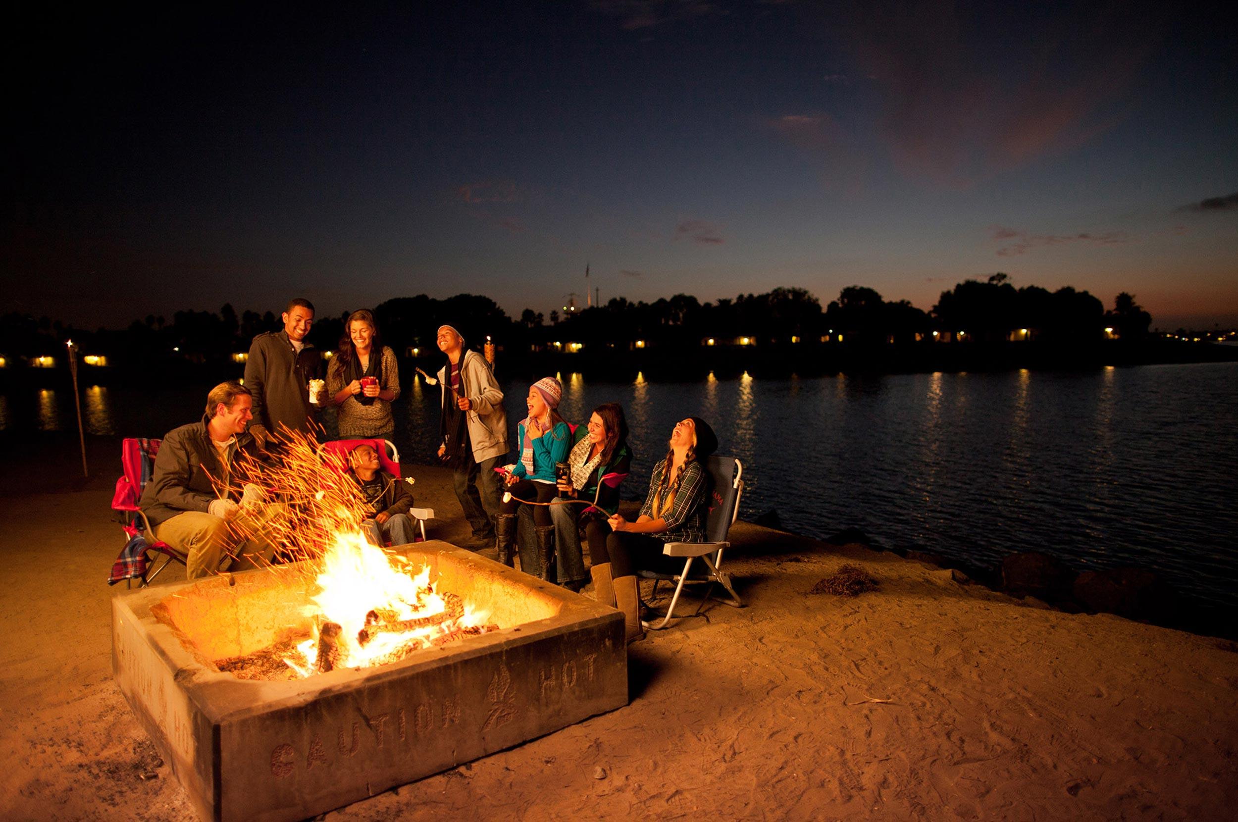 Friendship Quotes About Bonfires Quotesgram