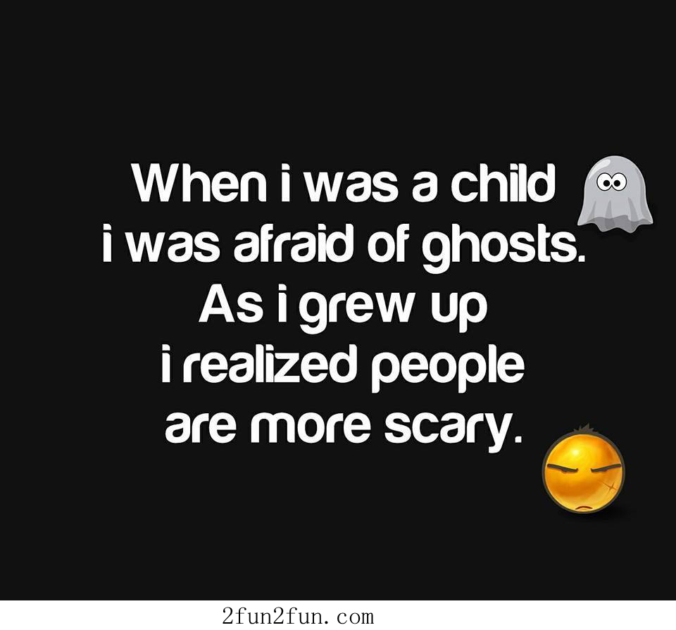 Humor Inspirational Quotes: Funny Quotes About Ghosts. QuotesGram