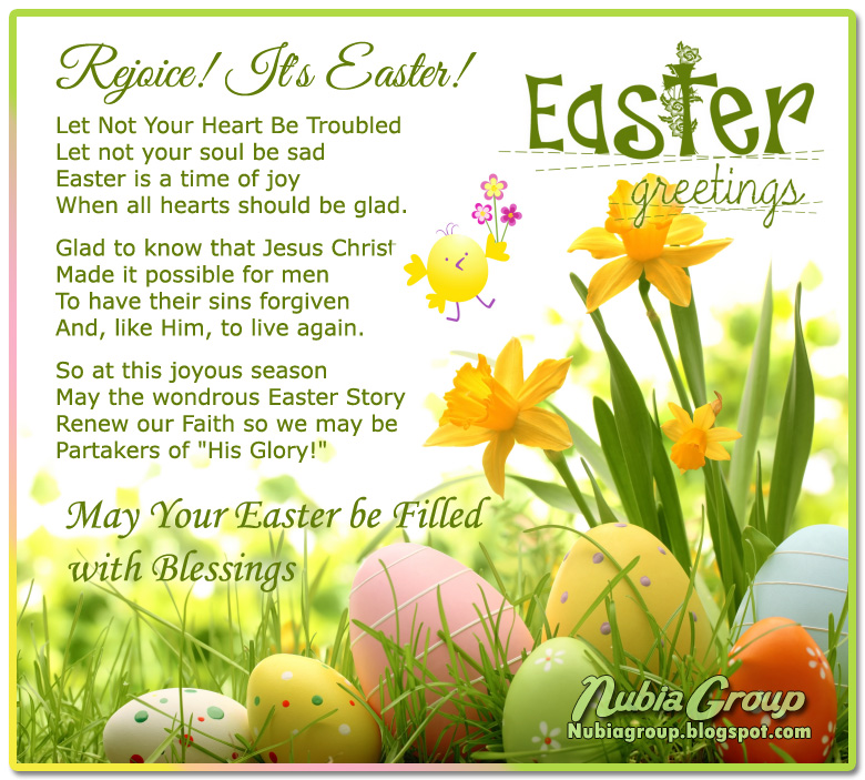 Happy Easter Pictures With Quotes: Easter Wishes Quotes. QuotesGram