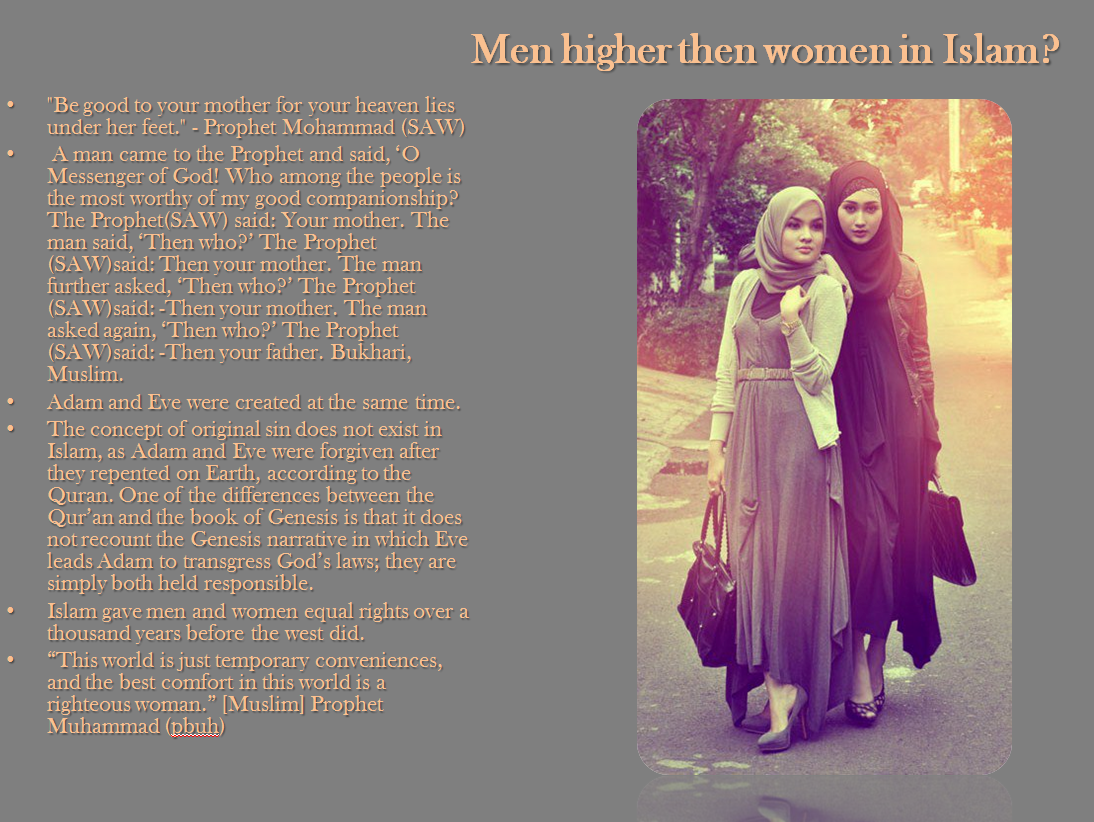 Beautiful Islamic Quotes About Women. QuotesGram